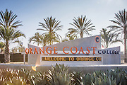 Orange Coast College in Costa Mesa