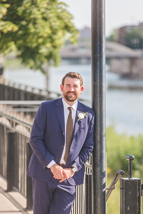 Krista & Matt's Breathtaking Cambridge Mill Wedding
