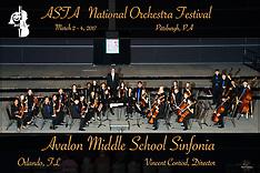 Avalon Middle School Sinfonia