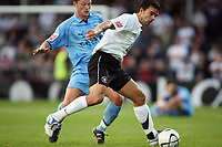 Photo: Rich Eaton.<br /> <br /> Hereford United v Coventry City. Carling Cup. 22/08/2006. Tim Sills of Hereford attacks