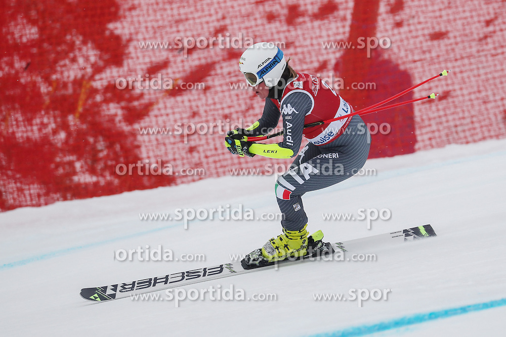 01.12.2016, Lake Louise, USA, FIS Weltcup Ski Alpin, Lake Louise, Abfahrt, Damen, Training, im Bild STUFFER Verena // during the practice run of women's Downhill of the Lake Louise FIS Ski Alpine World Cup. Lake Louise, Austria on 2016/12/01. EXPA Pictures &copy; 2016, PhotoCredit: EXPA/ SM<br /> <br /> *****ATTENTION - OUT of GER*****