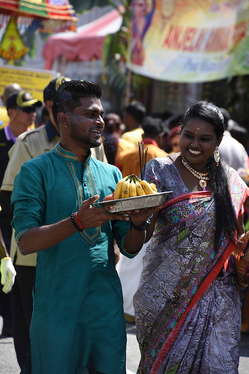 Thaipussam in Penang, 2018