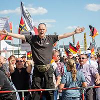 "2016/05/07 Berlin | Politik | ""Merkel muss weg"" Demonstration"