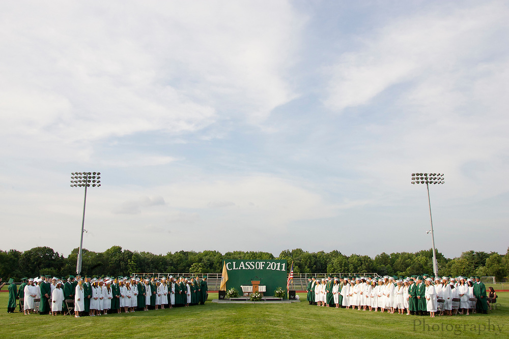 The West Deptford class of 2011 graduated on Monday June 20th.