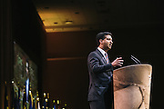 Carlos Curbelo speaks during the final day of the Conservative Political Action Conference (CPAC) at the Gaylord National Resort & Convention Center in National Harbor, Md.