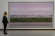 El Ejido - Andreas Gursky a new exhibiition. The Hayward Gallery reopens on the Southbank after a major refurbishment.