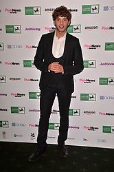 © Licensed to London News Pictures. 17/10/2018. London, UK. Eyal Booker of Love Island attends the Pink News Awards 2018 held at Church House. Photo credit: Ray Tang/LNP