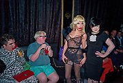 SCOTTY; SAMI; AMANDA LEPORE; KELLY OSBORNE. The Premiere of DD perfume by Agent Provocateur with a DD Fashion Show. Dolce. Air St. London. 25 September 2008