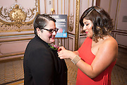 Latino Community Foundation 2016 Gala at the Fairmont Hotel in San Fransisco, April 28, 2016.
