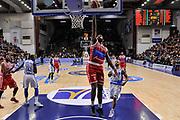 DESCRIZIONE : Campionato 2015/16 Serie A Beko Dinamo Banco di Sardegna Sassari - Consultinvest VL Pesaro<br /> GIOCATORE : Trevor Lacey<br /> CATEGORIA : Tiro Penetrazione Sottomano<br /> SQUADRA : Consultinvest VL Pesaro<br /> EVENTO : LegaBasket Serie A Beko 2015/2016<br /> GARA : Dinamo Banco di Sardegna Sassari - Consultinvest VL Pesaro<br /> DATA : 23/11/2015<br /> SPORT : Pallacanestro <br /> AUTORE : Agenzia Ciamillo-Castoria/L.Canu