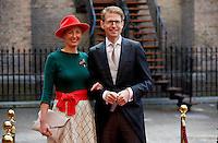 DEN HAAG, 20 september.<br /> Prinsjesdag 2016. Binnenhof. Sander Dekker<br /> FOTO MARTIJN BEEKMAN/Ministerie van Financien