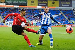 - Photo mandatory by-line: Rogan Thomson/JMP - 07966 386802 - 15/02/2014 - SPORT - FOOTBALL - Cardiff City Stadium - Cardiff City v Wigan Athletic - The FA Cup Fifth Round Proper.