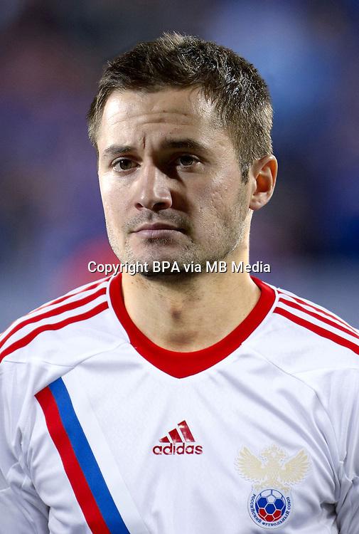 Football Fifa Brazil 2014 World Cup / <br /> Russia National Team - <br /> Viktor Fayzulin of Russia