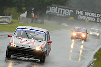 #44 Mark Eales Rover Metro during the MGCC Drayton Manor Park MG Metro Cup at Oulton Park, Little Budworth, Cheshire, United Kingdom. September 03 2016. World Copyright Peter Taylor/PSP.