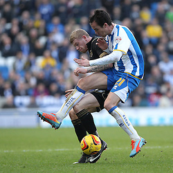 Brighton v Wigan | Championship | 22 February 2014