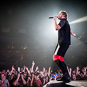 Imagine Dragons performing at Verizon Center in Washington, DC on July 6, 2015.