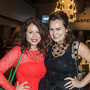 NLD/Amsterdam/20141211- Opening Masters of LXRY 2014, Sanne Vogel