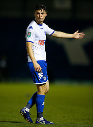 Callum Reilly of Bury - Mandatory by-line: Matt McNulty/JMP - 10/08/2017 - FOOTBALL - Gigg Lane - Bury, England - Bury v Sunderland - Carabao Cup - First Round