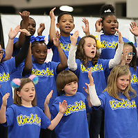Parkway's Voice Wave performed Saturday at the Tupelo Cherry Blossom Festival