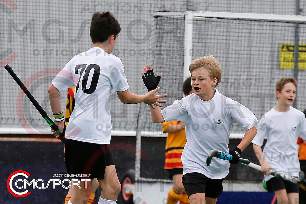 WAIKATO V THAMES VALLEY DAY 2<br /> U13 BOYS HATCH CUP FROM NUNWEEK PARK IN Christchurch. September 1, 2014.<br /> Photo by Kevin Clarke CMGSPORT