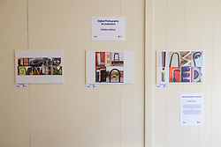 CLIP's Digital Photography for Improvers exhibition of learners work - Hidden Letters<br /> <br /> Picture: Chris Vaughan Photography<br /> Date: July 18, 2017