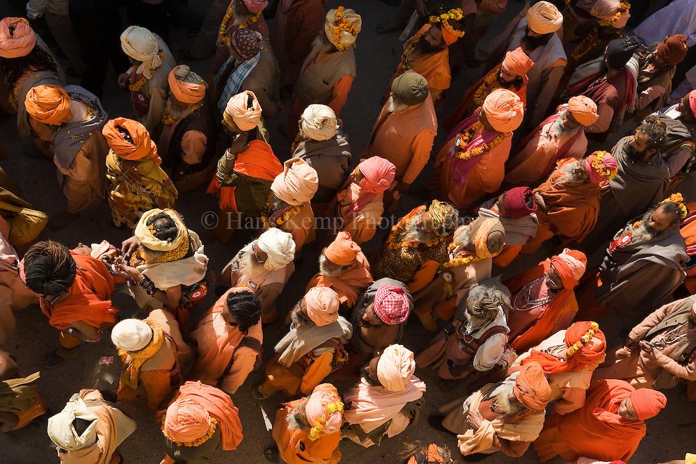 Khumb Mela Haridwar, India 2010