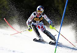 PINTURAULT Alexis of France competes during Men's Slalom - Pokal Vitranc 2014 of FIS Alpine Ski World Cup 2013/2014, on March 9, 2014 in Vitranc, Kranjska Gora, Slovenia. Photo by Matic Klansek Velej / Sportida