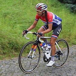 21-07-2016: Wielrennen: Thueringen Rundfahrt vrouwen: Gera <br /> GERA (DLD) wielrennen