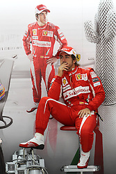 23.10.2010, Korea International Circuit, Yeongam, KOR, F1 Grandprix of Korea, im Bild .Fernando Alonso (ESP),  Scuderia, EXPA Pictures © 2010, PhotoCredit: EXPA/ InsideFoto/ Hasan Bratic *** ATTENTION *** FOR AUSTRIA AND SLOVENIA USE ONLY!