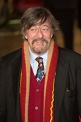 © licensed to London News Pictures. London, UK 05/12/2012. Stephen Fry attending World Premiere of Les Miserables in Leicester Square, London. Photo credit: Tolga Akmen/LNP