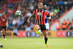 Steve Cook of Bournemouth clears the ball - Mandatory by-line: Jason Brown/JMP - 24/09/2016 - FOOTBALL - Vitality Stadium - Bournemouth, England - AFC Bournemouth v Everton - Premier League