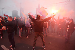 November 11, 2018 - Warsaw, Poland -  (Credit Image: © Jaap Arriens/NurPhoto via ZUMA Press)