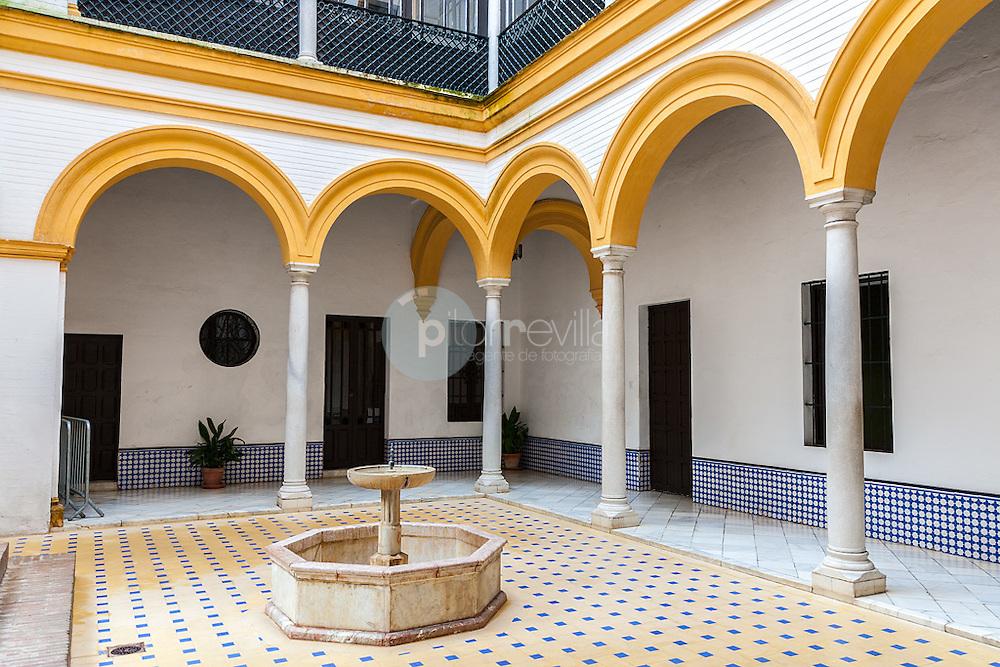 Patio andaluz. Sevilla ©Country Sessions / PILAR REVILLA