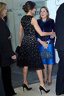 Queen Letizia of Spain attends the 'Mariano de Cavia', 'Luca de Tena' and 'Mingote' Journalism Awards Dinner at Casa de ABC on December 17, 2018 in Madrid, Spain