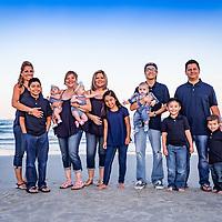 Juli Family and grandbabies