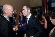 James Nesbitt, The 2009 GQ Men Of The Year Awards at The Royal Opera House. Covent Garden.  8 September 2009.