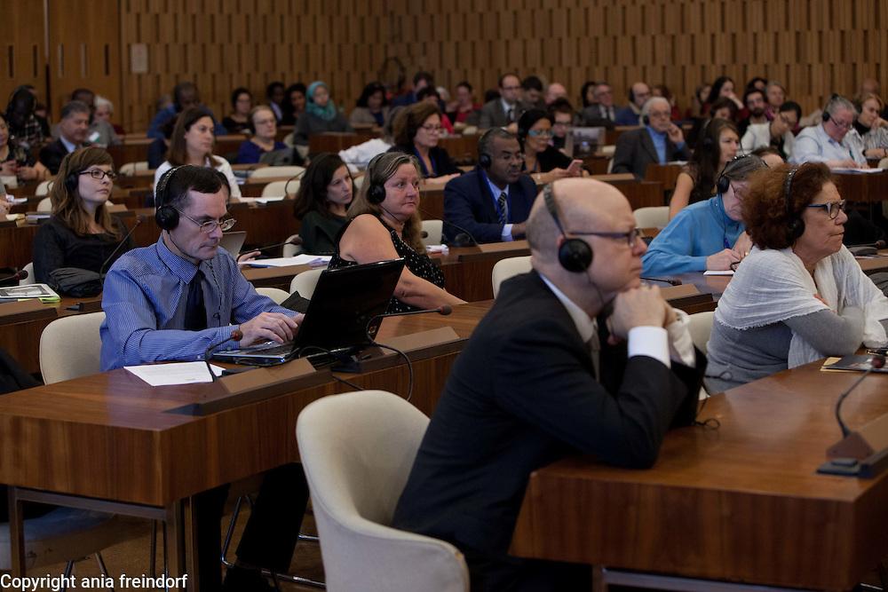 International Conference, World Heritage Sites, organized by UNESCO, ARCWH, ALESCO, ICCROM, ICOMOS, IUCN, ICOM, at UNESCO Headquarters, Paris, France.