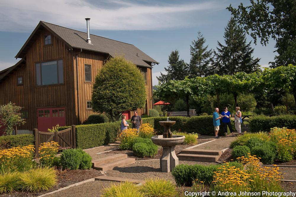 Beacon Hill Winery & Vineyard, Yamhill-Carlton AVA, Willamette Valley, Oregon