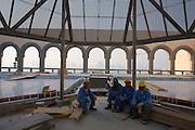 Museum of Islamic Art designed by American star architect I.M. Pei.