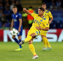 Oliver Torres of FC Porto  - Mandatory by-line: Matt McNulty/JMP - 27/09/2016 - FOOTBALL - King Power Stadium - Leicester, England - Leicester City v FC Porto - UEFA Champions League