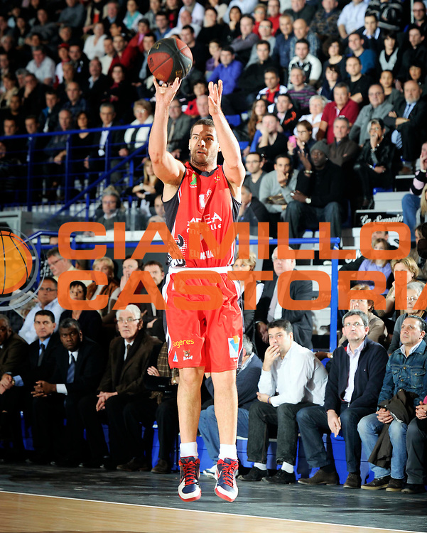 DESCRIZIONE : Championnat de France Pro A Semaine des As Roanne Finale<br /> GIOCATORE : Evtimov Ilian<br /> SQUADRA : Chalon <br /> EVENTO : Pro A Semaine des As<br /> GARA : Chalon Gravelines<br /> DATA : 19/02/2012<br /> CATEGORIA : Basketball France Homme<br /> SPORT : Basketball<br /> AUTORE : JF Molliere<br /> Galleria : France Basket 2011-2012 Action<br /> Fotonotizia : Championnat de France Basket Pro A Semaine des As<br /> Predefinita :