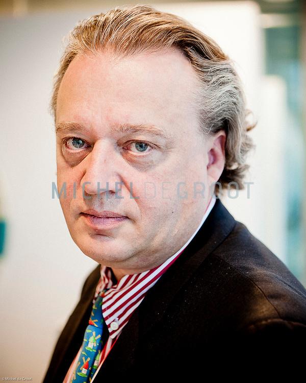 Gilbert van Hassel, ceo van ING Investments