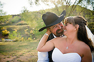 Bowdy & Kim's Ellis Ranch Wedding