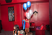 SOPHIE GRADON, Miss Great Britain - anniversary event. The Red Room, Les Ambassadeurs Club, 5 Hamilton Place, London W1 18 August 2010. -DO NOT ARCHIVE-© Copyright Photograph by Dafydd Jones. 248 Clapham Rd. London SW9 0PZ. Tel 0207 820 0771. www.dafjones.com.