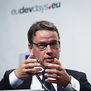 20160615 - Brussels , Belgium - 2016 June 15th - European Development Days - Climate and development - The water-energy-food nexus - Can it help us deliver the Sustainable Development Goals ? - Christian Friis Bach , Executive Secretary , United Nations Economic Commission for Europe © European Union