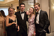 LAURA SCHICHT; JOE ORCHARD; OCTAVIA ROTHWELL; THEODORE CROW, THE 35TH WHITE KNIGHTS BALLIN AID OF THE ORDER OF MALTA VOLUNTEERS' WORK WITH ADULTS AND CHILDREN WITH DISABILITIES AND ILLNESS. The Great Room, Grosvenor House Hotel, Park Lane W1. 11 January 2014