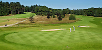 LEUSDEN - Hole 18. Golfclub De Hoge Kleij. COPYRIGHT KOEN SUYK