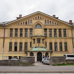 20180505: SLO, Buildings - Sokolski dom Tabor, Ljubljana