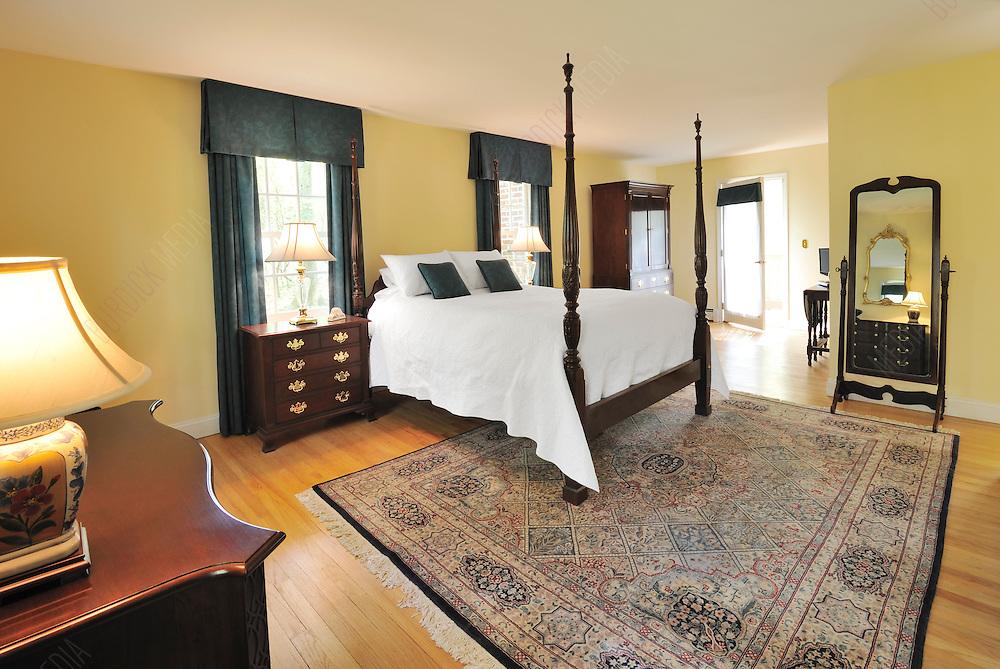 Carol Cook's Master bedroom
