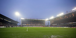 The City Ground, the stadium of Nottingham Forest Football Club..